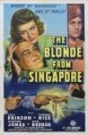 Ficha de The Blonde from Singapore